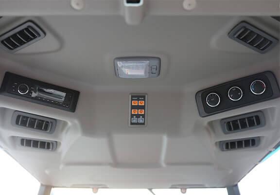 F-serie kontrollpaneler